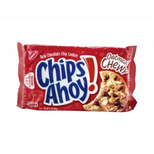 Chips Ahoy! Chewy Oatmeal Cookies