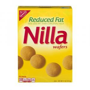 Nabisco Reduced Fat Nilla Wafers