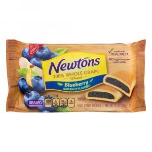 Nabisco Newtons 100% Whole Grain Blueberry