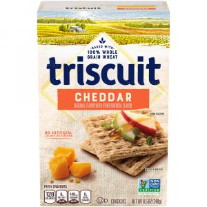 Triscuit Cheddar Crackers