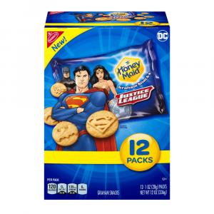 Honey Maid Justice League Graham Crackers