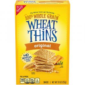 Nabisco Wheat Thins Original Crackers
