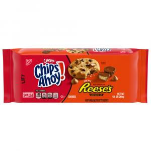 Nabisco Chewy Chips Ahoy! Reese's Cookies