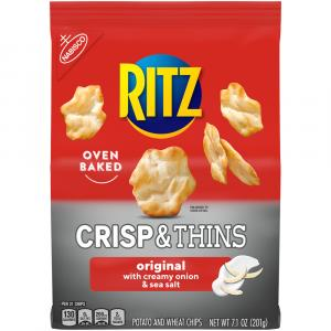 Ritz Crisp & Thins Sea Salt