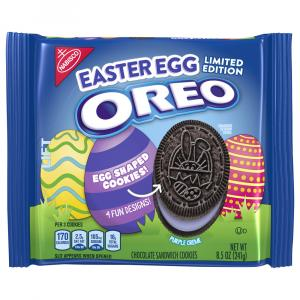 Oreo Limited Edition Easter Egg Chocolate Sandwich Cookies