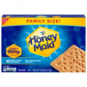 Nabisco Graham Crackers Honey Maid Family Size