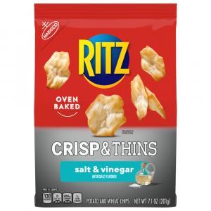Ritz Crisp & Thins Salt & Vinegar