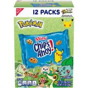 Nabisco Mini Chips Ahoy! Cookies Munch Pack