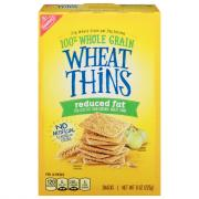 Wheat Thins Original Reduced Fat