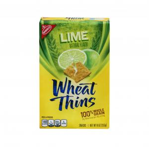 Wheat Thins Lime Limited Edition