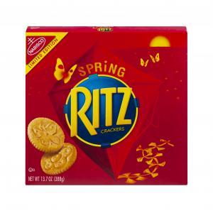 Nabisco Ritz Spring Crackers