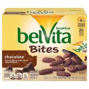 Nabisco BelVita Chocolate Breakfast Bites