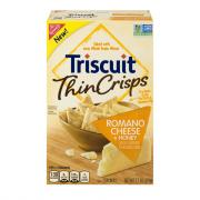 Triscuit Romano Cheese & Honey
