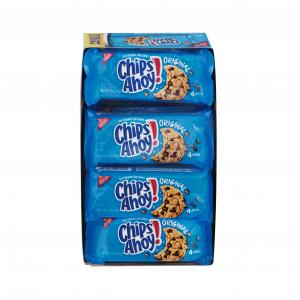 Nabisco Chips Ahoy! Cookies Tray Pack