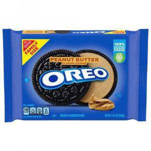 Oreo Family Size Peanut Butter