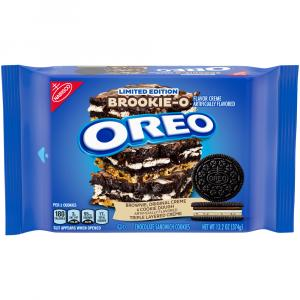 Oreo Brookie-O Limited Edition Cookies