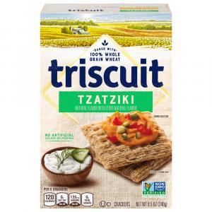 Triscuit Tzatziki Crackers