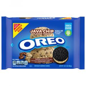 Oreo Java Chip Cookies