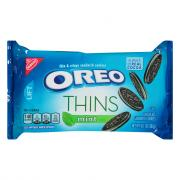 Nabisco Oreo Thins Mint creme