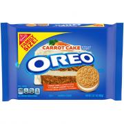 Oreo Family Size Carrot Cake