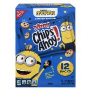 Chips Ahoy Mini Minions Cookies