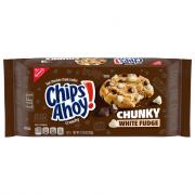 Chips Ahoy! White Fudge Chunky Cookies