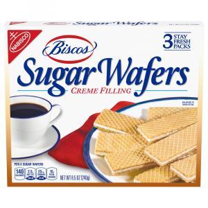 Nabisco Sugar Wafers