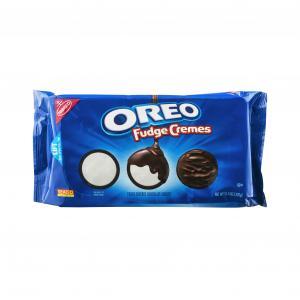 Nabisco Oreo Fudge Creme Cookies