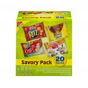 Nabisco Savory Multi Pack