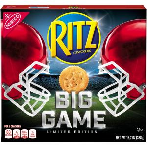 Ritz Crackers Big Game Limited Edition