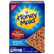 Nabisco Cinnamon Graham Crackers