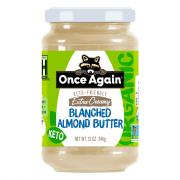 Once Again Organic Extra Creamy Blanched Almond Butter