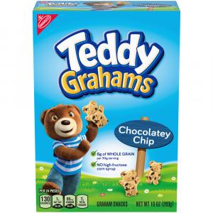 Nabisco Chocolate Chip Teddy Grahams