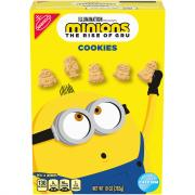 Nabisco Minions Cookies
