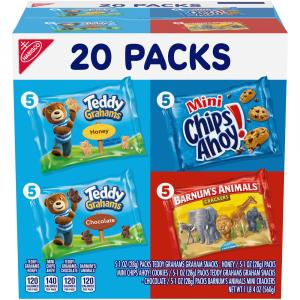 Nabisco Fun Shapes Mix