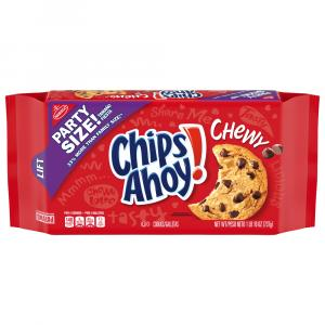 Nabisco Chips Ahoy! Chewy Cookies Party Size