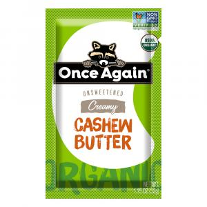 Once Again Organic Cashew Butter Squeeze Pack
