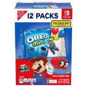 Nabisco Mini Oreo Cookies Munch Pack