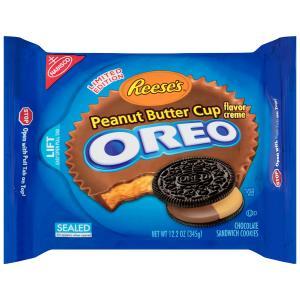 Nabisco Oreo Reese's Cookies