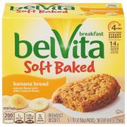 Nabisco BelVita Soft Baked Banana Bread