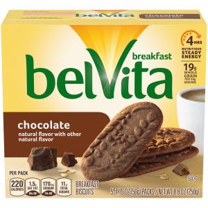 Nabisco BelVita Chocolate Breakfast Biscuit
