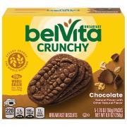 Nabisco BelVita Chocolate Breakfast Biscuit