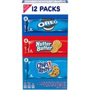 Nabisco Sweet Snacks Variety Tray Pack