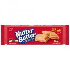 Nabisco Nutter Butter Peanut Butter Patties
