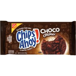 Nabisco Chips Ahoy! Choco Chunky Cookies
