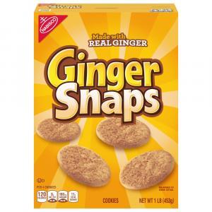 Nabisco Gingersnaps Cookies