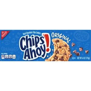 Nabisco Chips Ahoy! Cookies