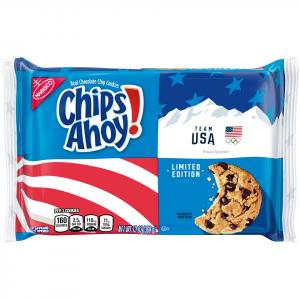 Nabisco Limited Edition Team Usa Chips Ahoy