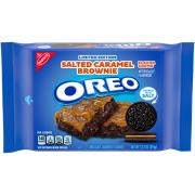 Oreo Salted Caramel Brownie Limited Edition Cookies