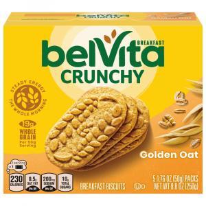 Nabisco BelVita Golden Oat Breakfast Biscuit